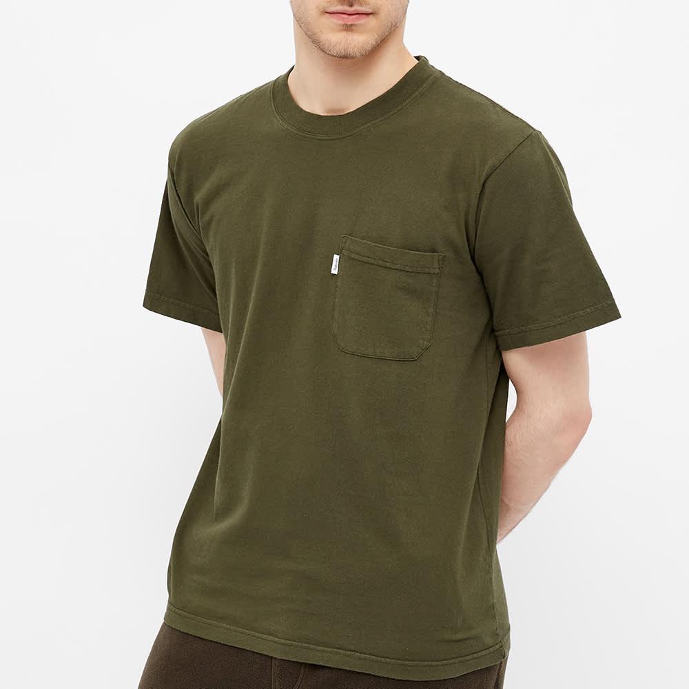 Adsum Pocket Tee - Dark Green