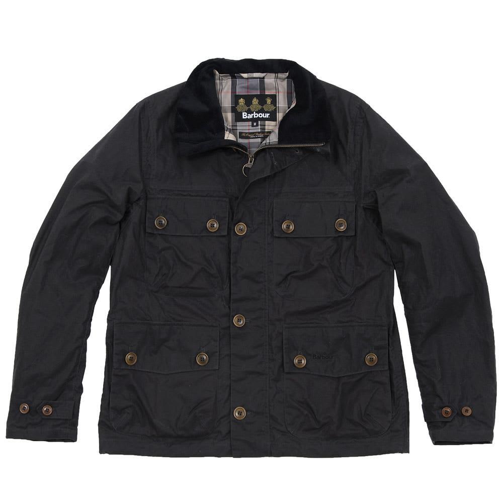 Barbour Greymare Jacket - Charcoal