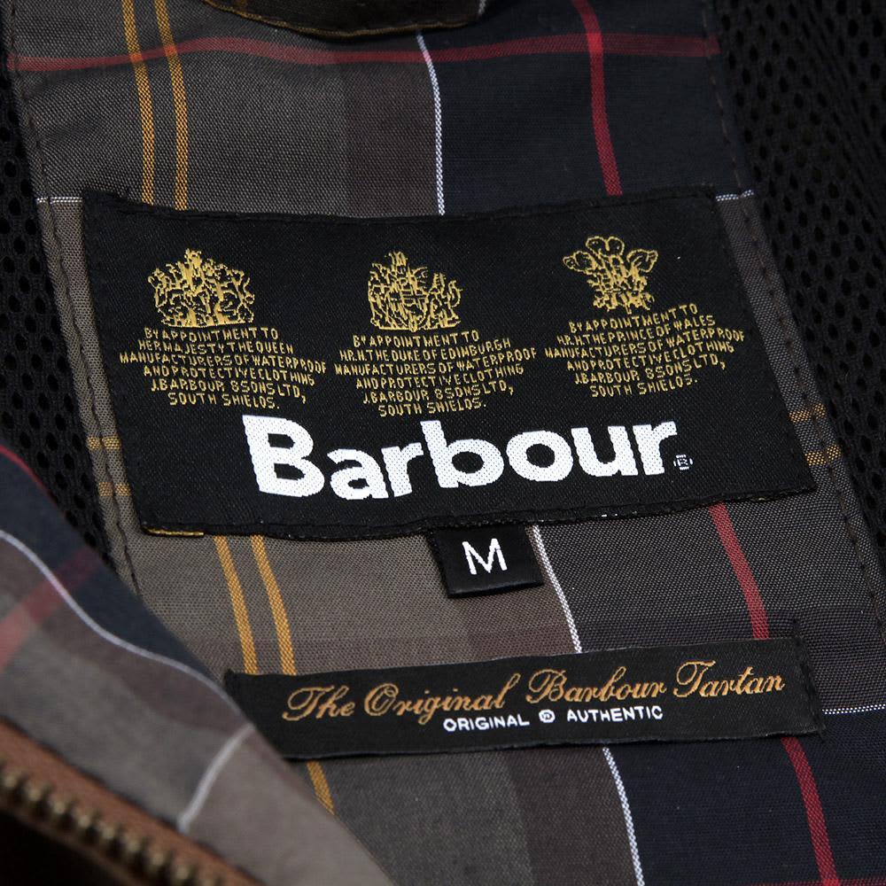 Barbour x Tokihito Yoshida Blast Jacket - Bark Marl