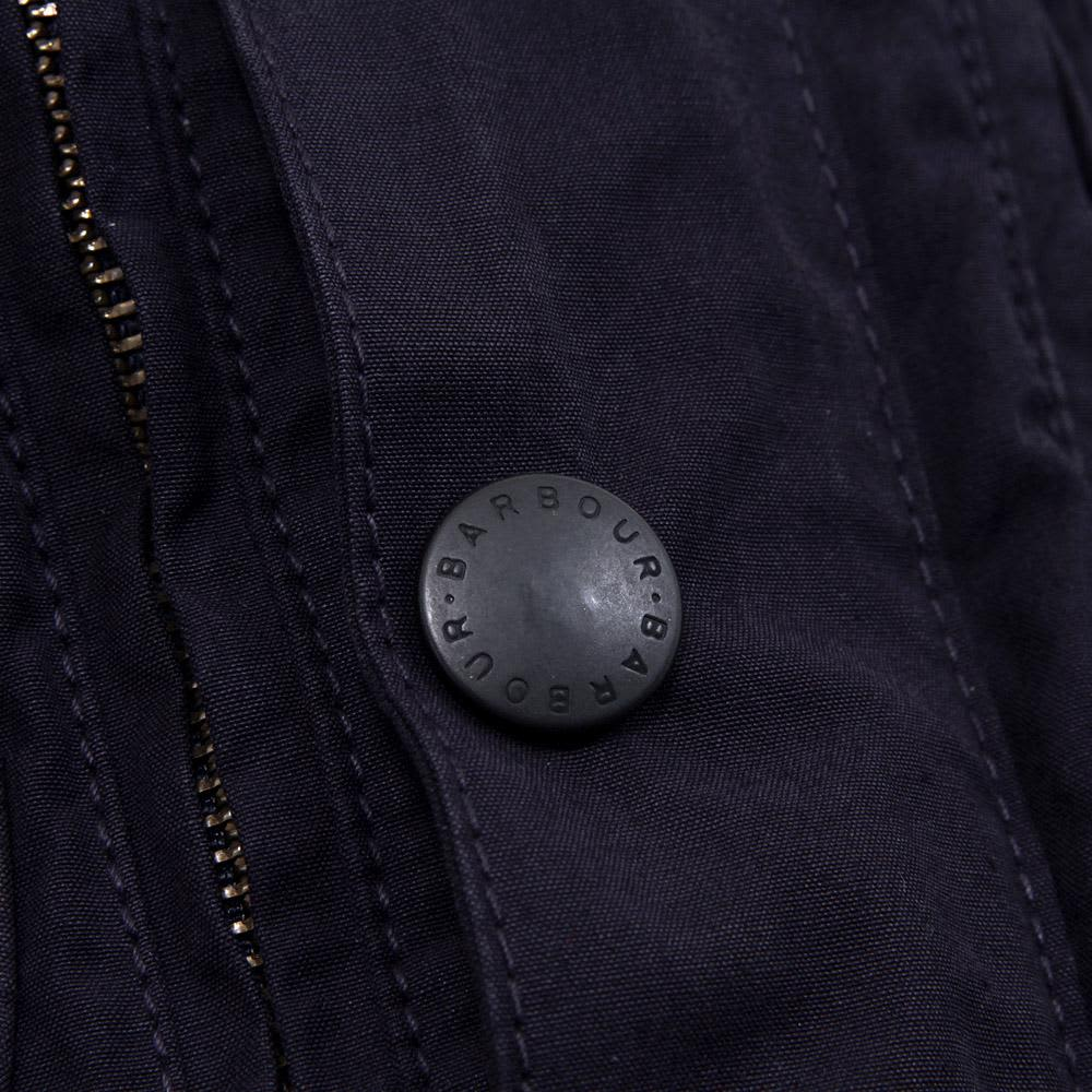 Barbour x Tokihito Yoshida Vintage Cotton Hunting Jacket - Navy