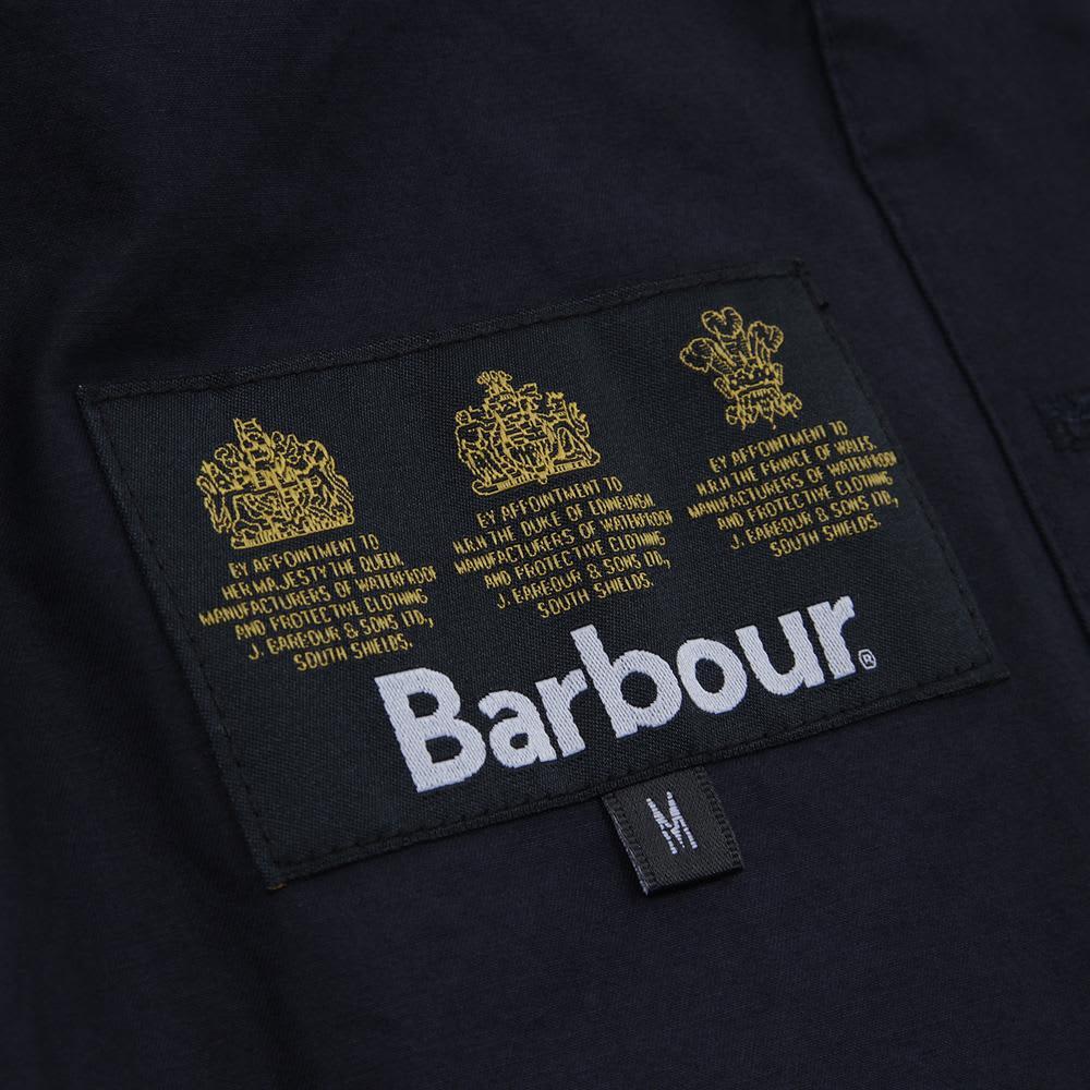 Barbour x Tokihito Yoshida Jungle Jacket - Navy
