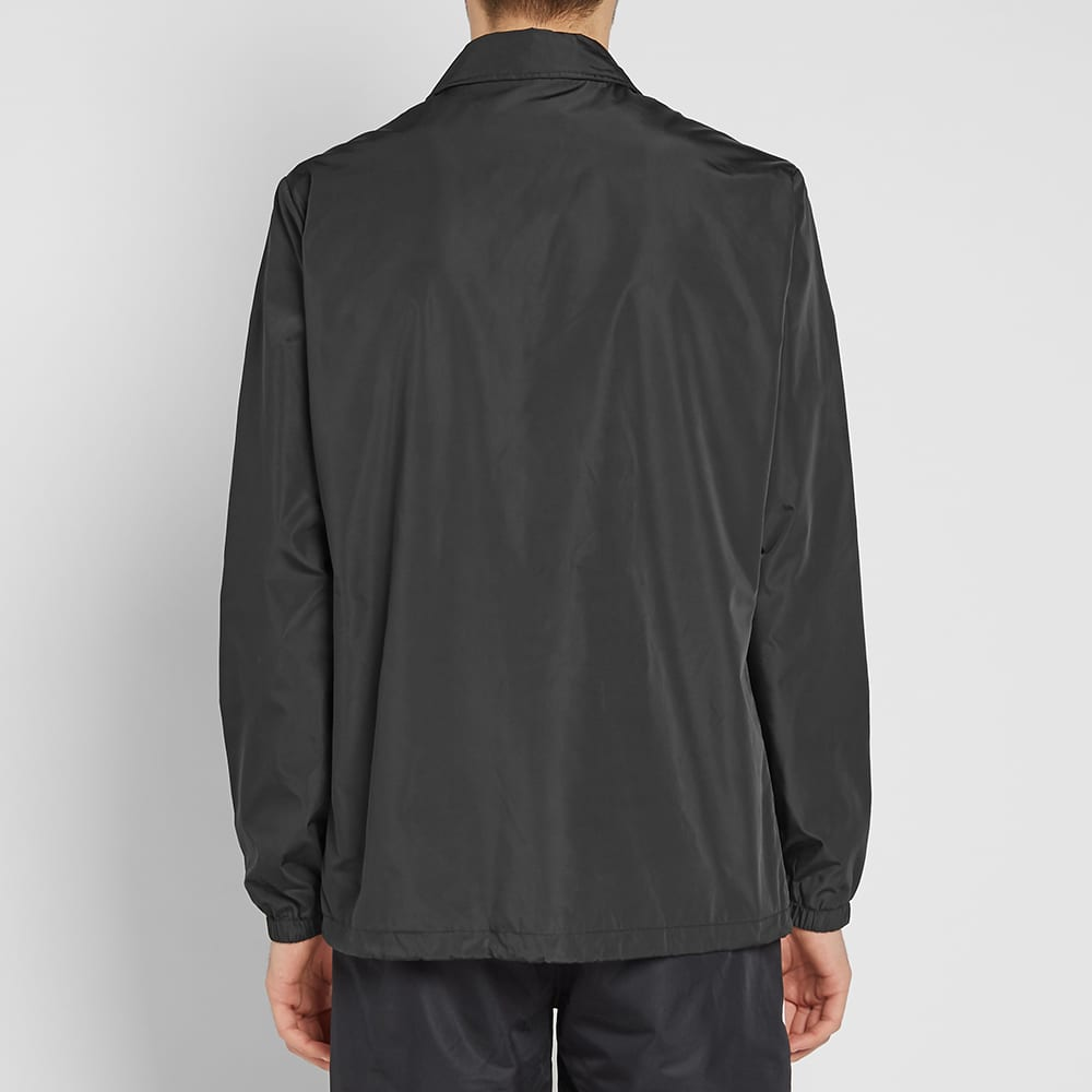 Champion Reverse Weave Coach Jacket - Black