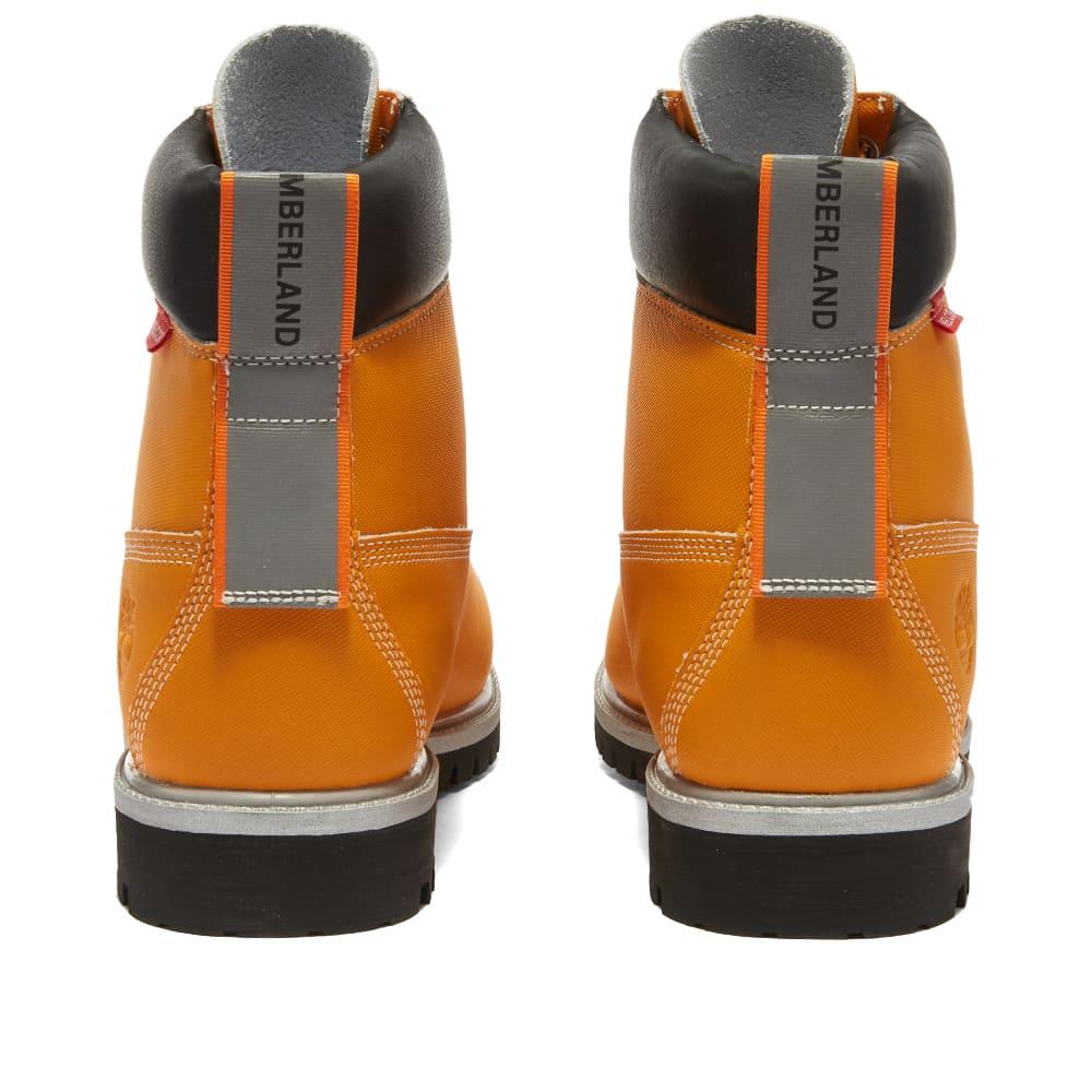"Timberland Heritage Helcor 6"" Waterproof Boot - Medium Orange Helcor"