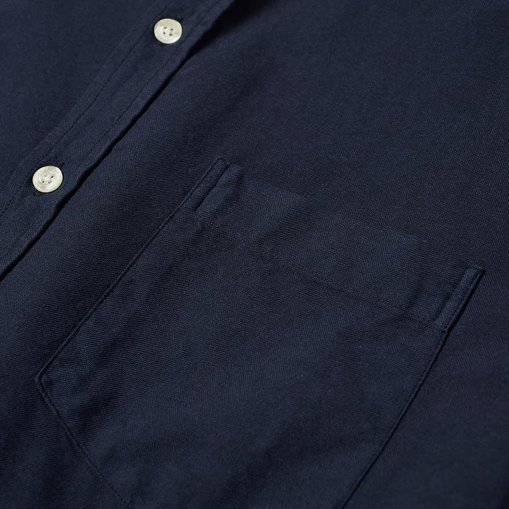 Colorful Standard Classic Organic Oxford Shirt - Navy Blue