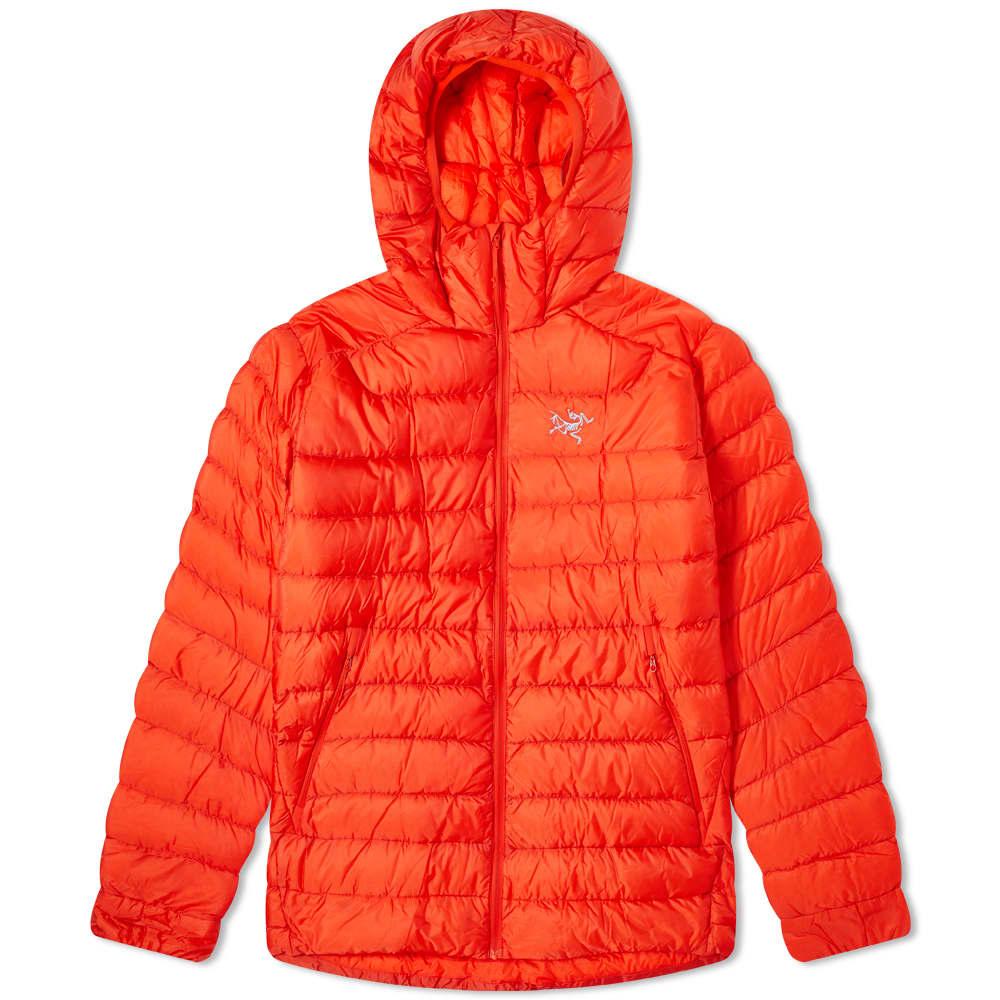 Arc'teryx Cerium LT Packable Hoody - Dynasty Orange