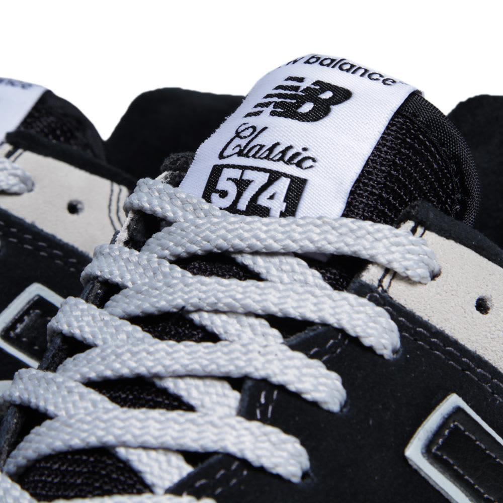 New Balance ML574BBK  - Black