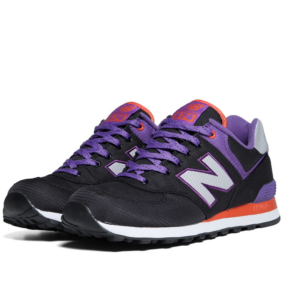 New Balance ML574WBK - Black