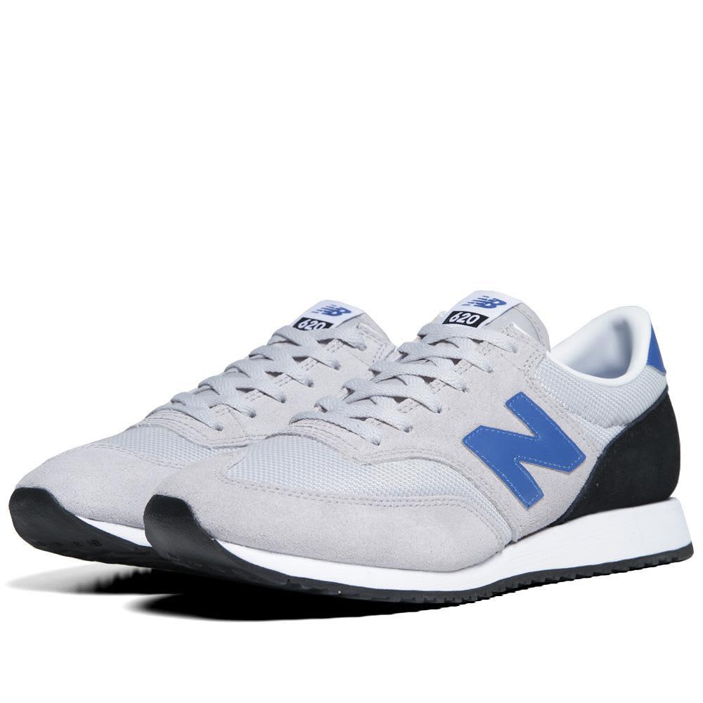 New Balance CM620SGB - Grey & Blue