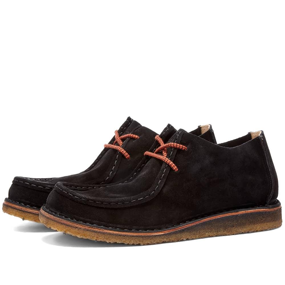 Astorflex Beenflex Shoe - Black