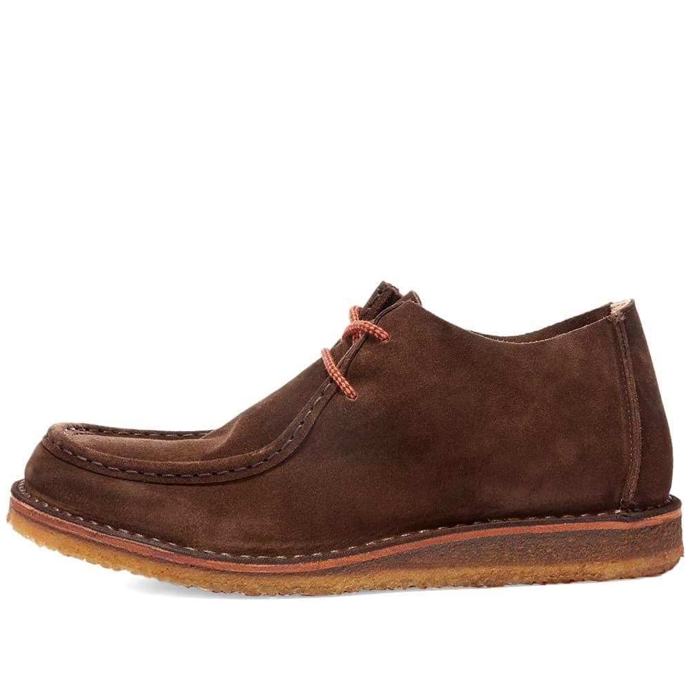 Astorflex Beenflex Shoe - Dark Chestnut