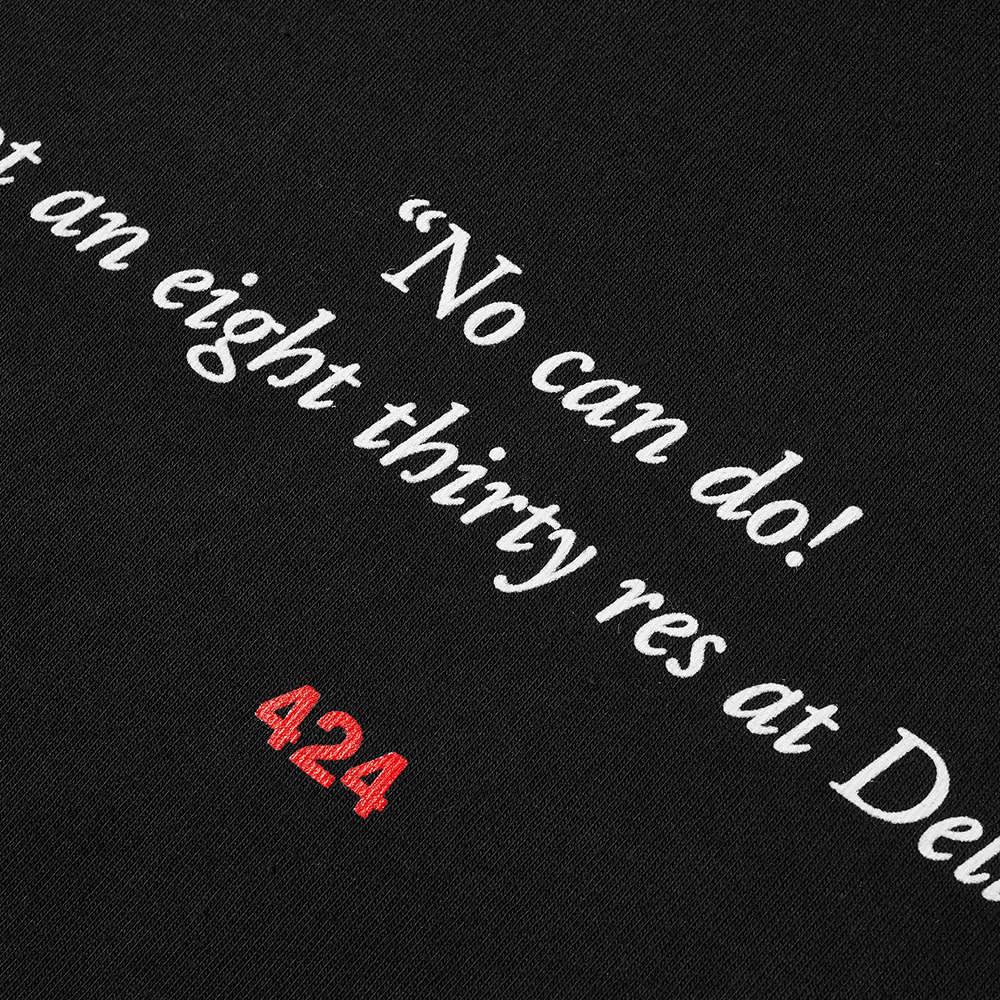 424 Delilah Tee - Black