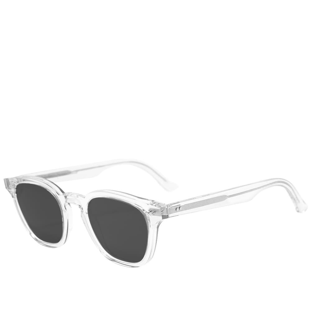 Monokel River Sunglasses - Crystal