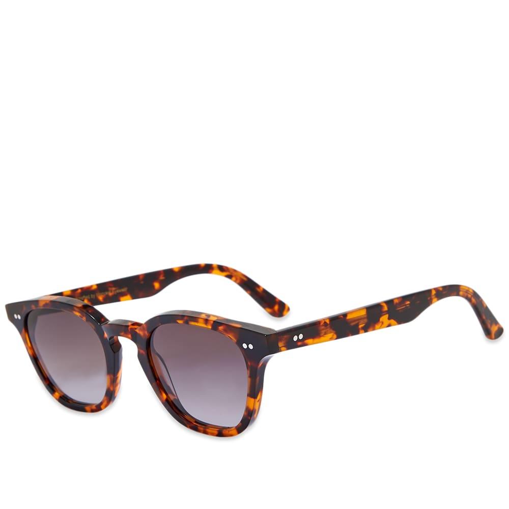 Monokel River Sunglasses - Havana