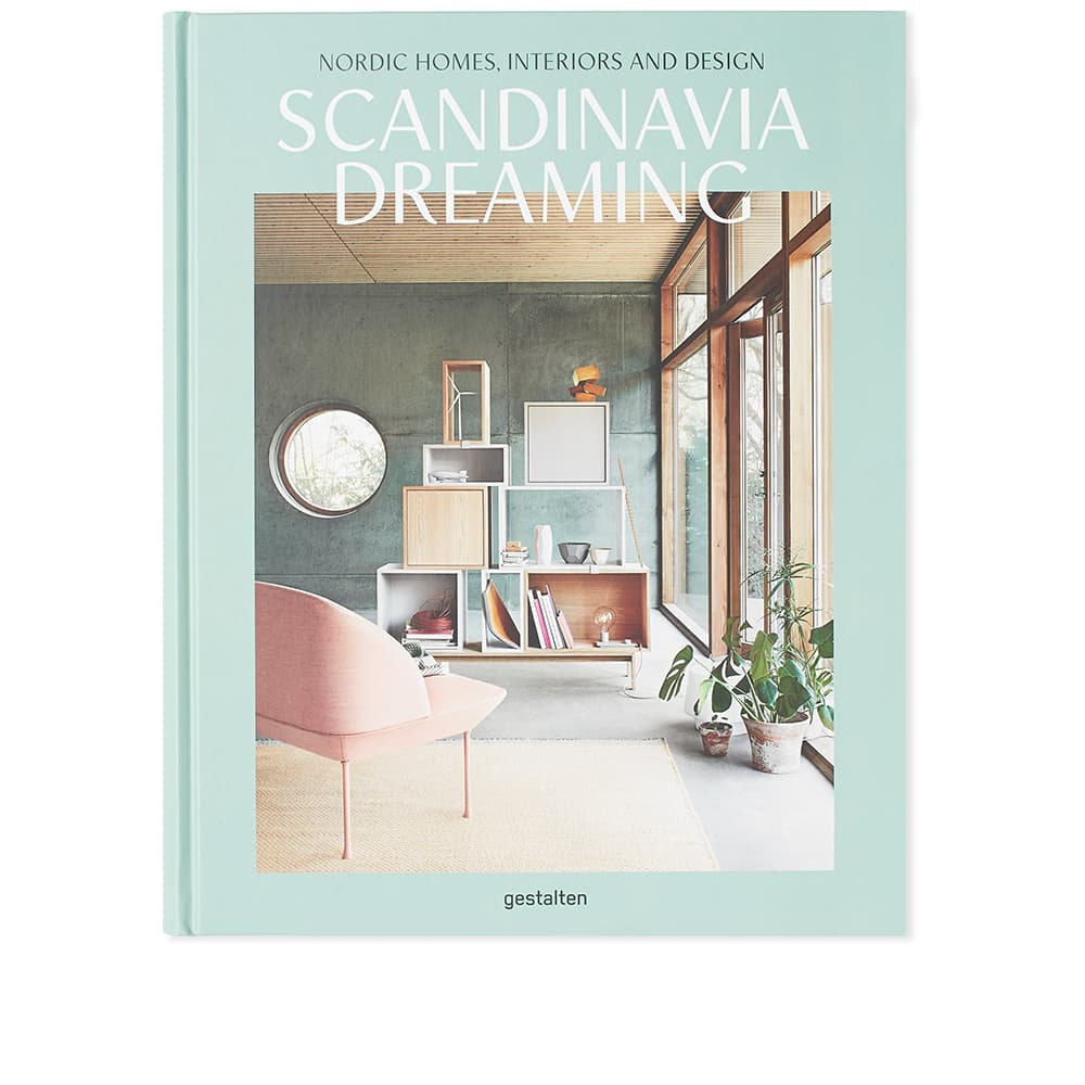 Scandinavia Dreaming: Nordic Homes, Interiors & Design - Angel Trinidad