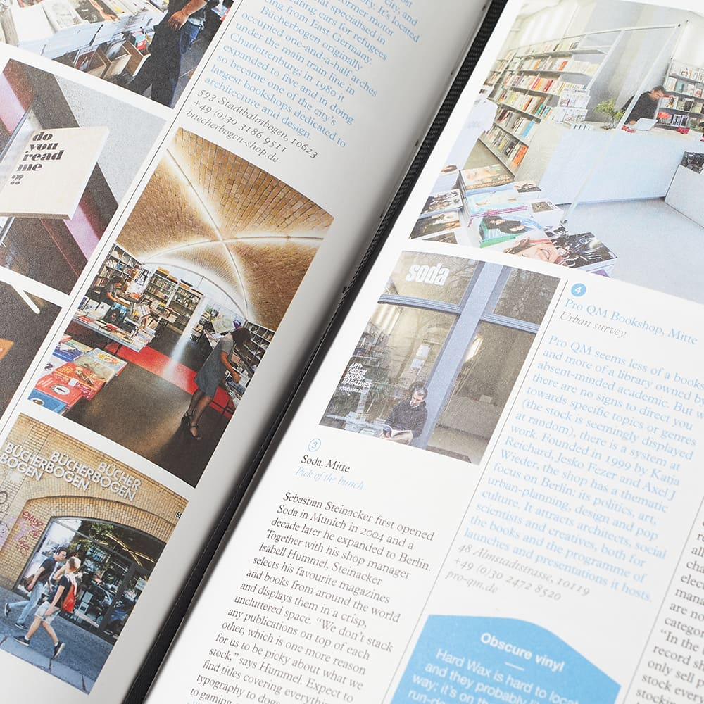 The Monocle Travel Guide: Berlin - Monocle