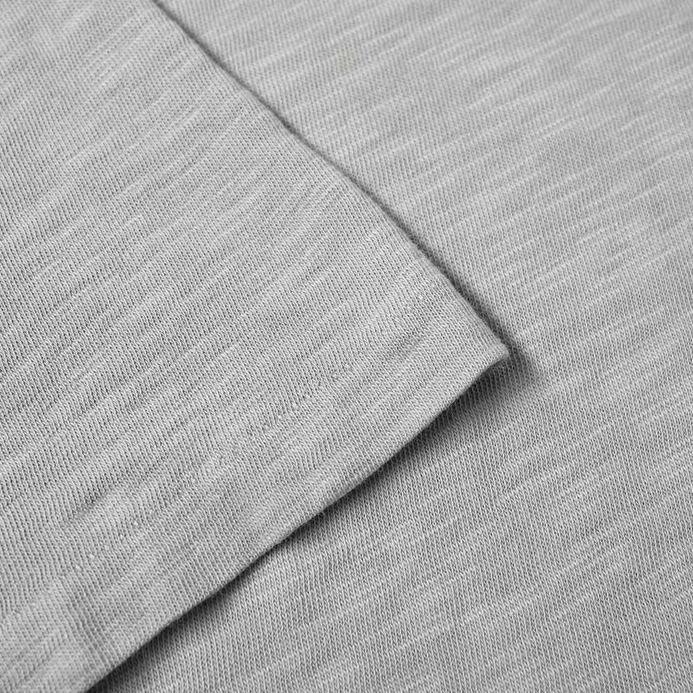 Velva Sheen Regular Tee - Grey