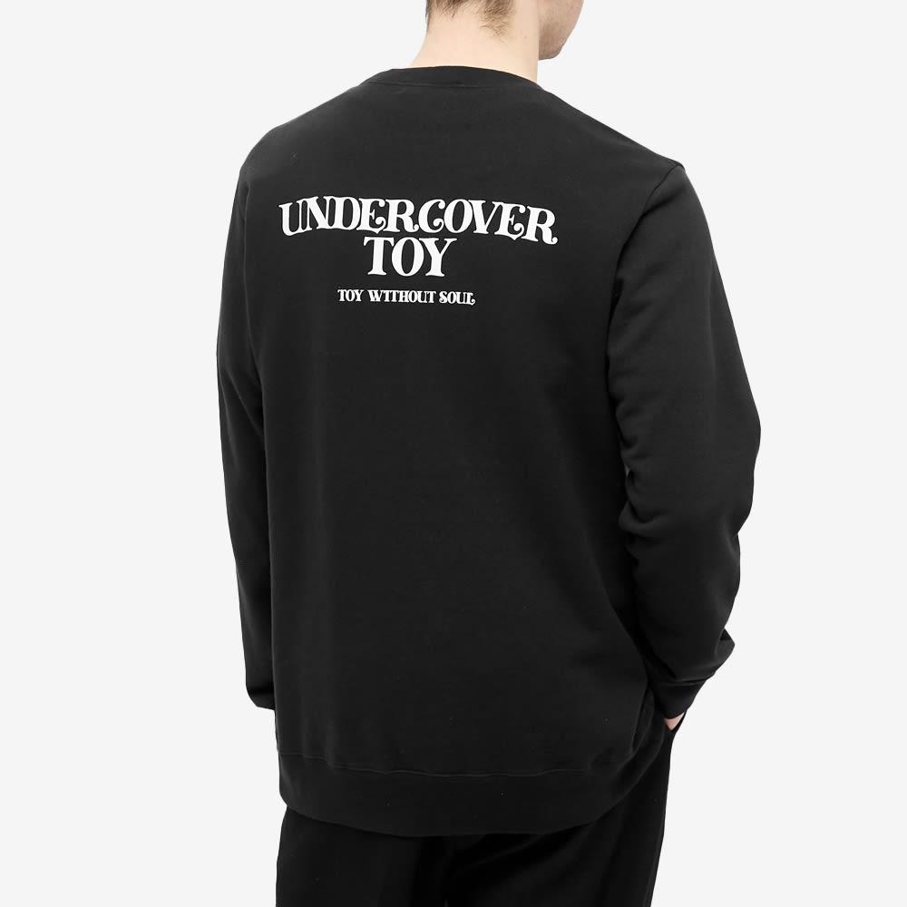 Undercover Bears Crew Sweat - Black