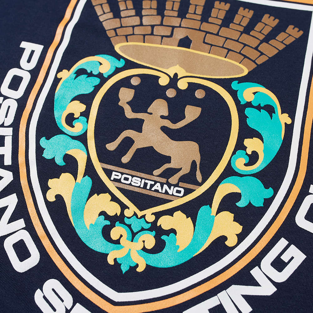 Harmony Positano Sporting Club Tee - Navy