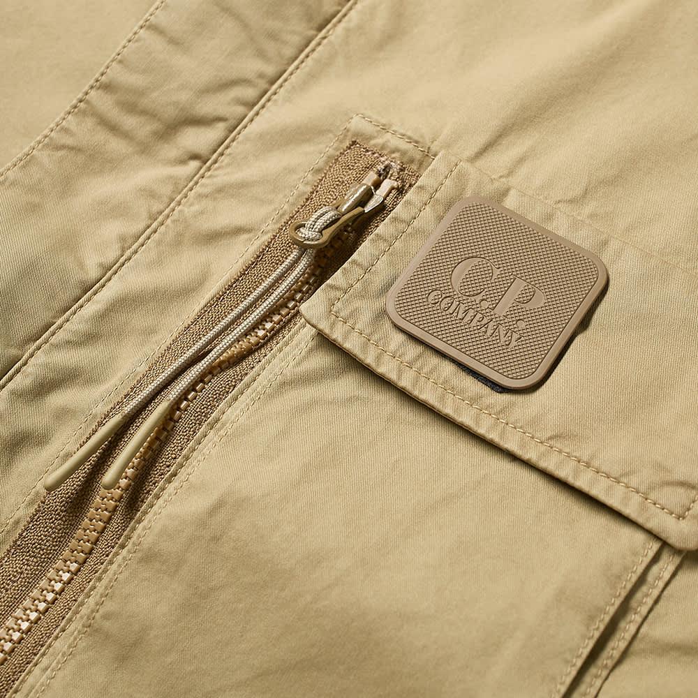 C.P. Company Metropolis Overshirt - Cornstalk