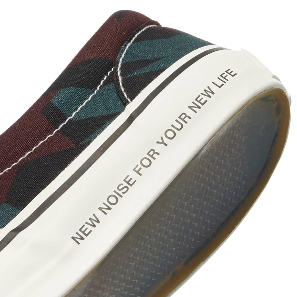 Undercover Canvas Sneaker - Black Base