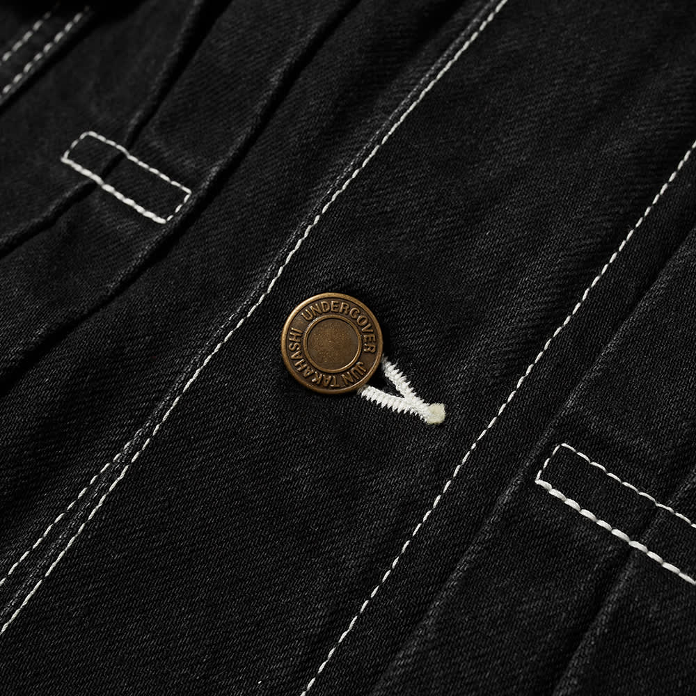 Undercover Denim Jacket - Black