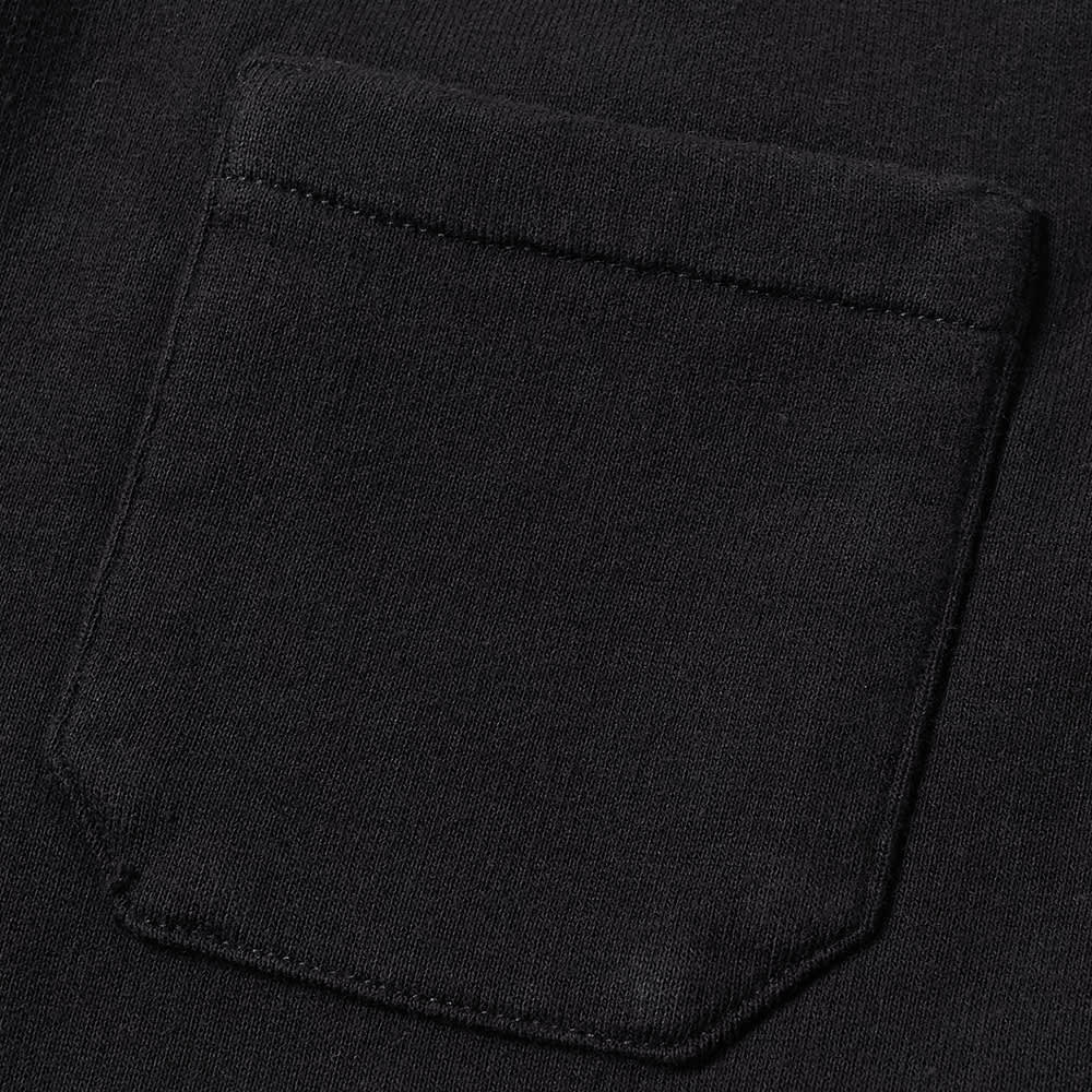 C.P. Company Undersixteen Lens Sweat Short - Black