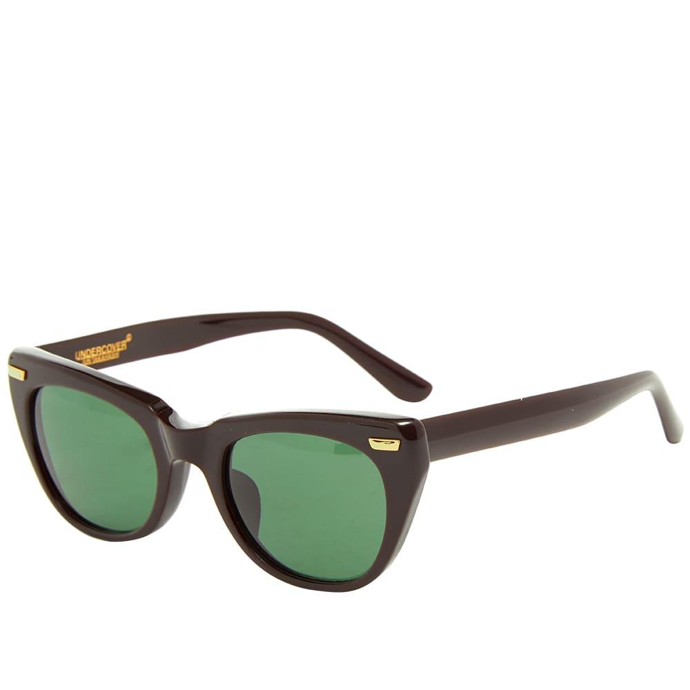 Undercover Sunglasses - Brown