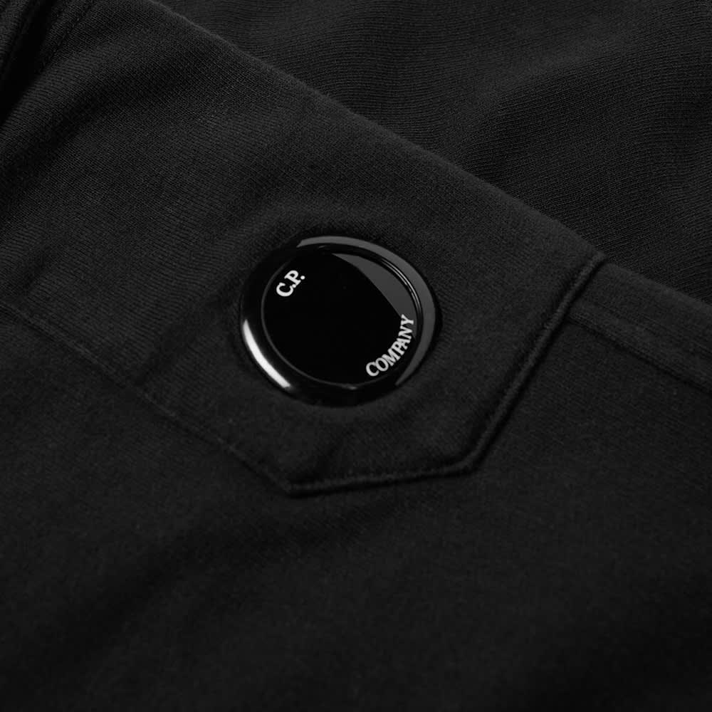 C.P. Company Undersixteen Lens Pocket Sweat Pant - Black