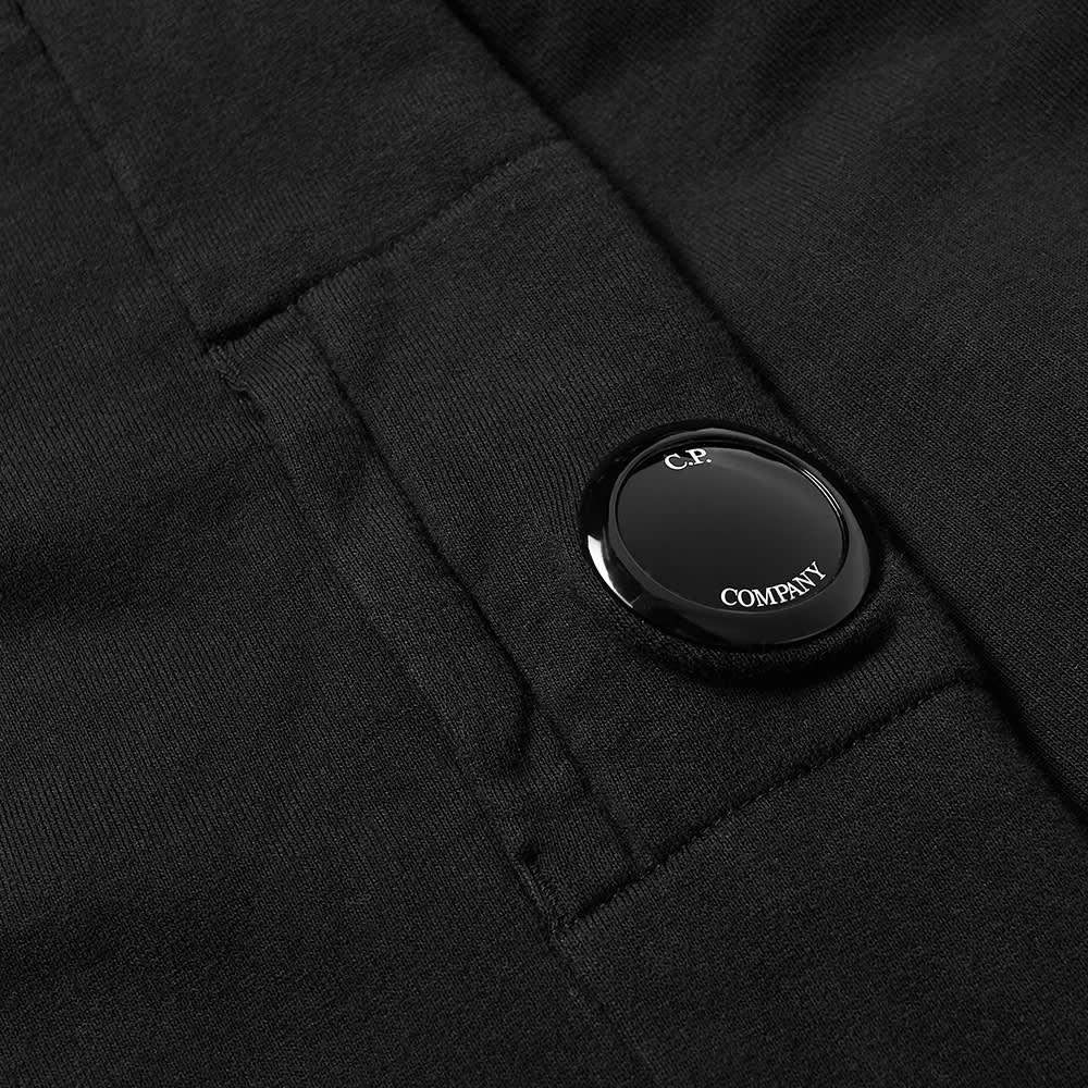 C.P. Company Undersixteen Arm Lens Popover Hoody - Black