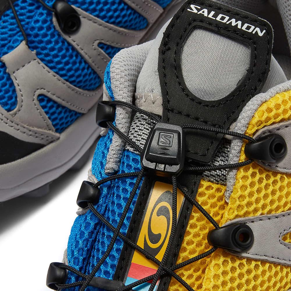 Salomon XA PRO 1 ADVANCED - Sulphur, Indigo Bunting & Goji