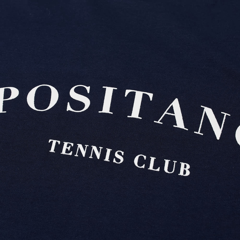 Harmony Positano Tennis Club Tee - Navy
