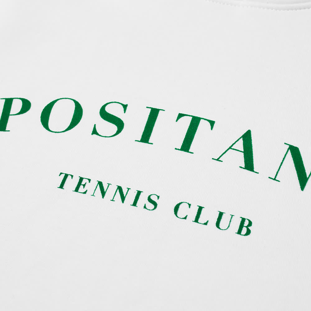 Harmony Positano Tennis Club Hoody - White