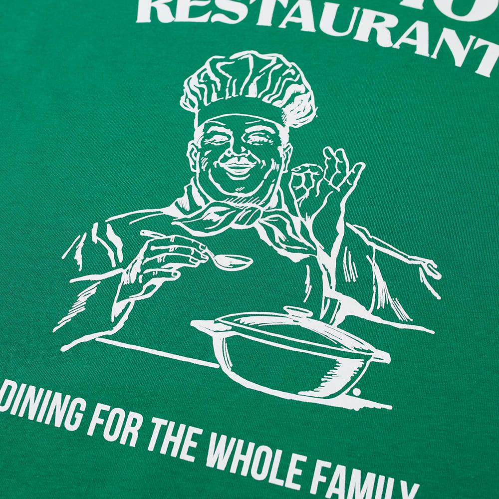 Harmony Vesuvio's Restaurant Tee - Green