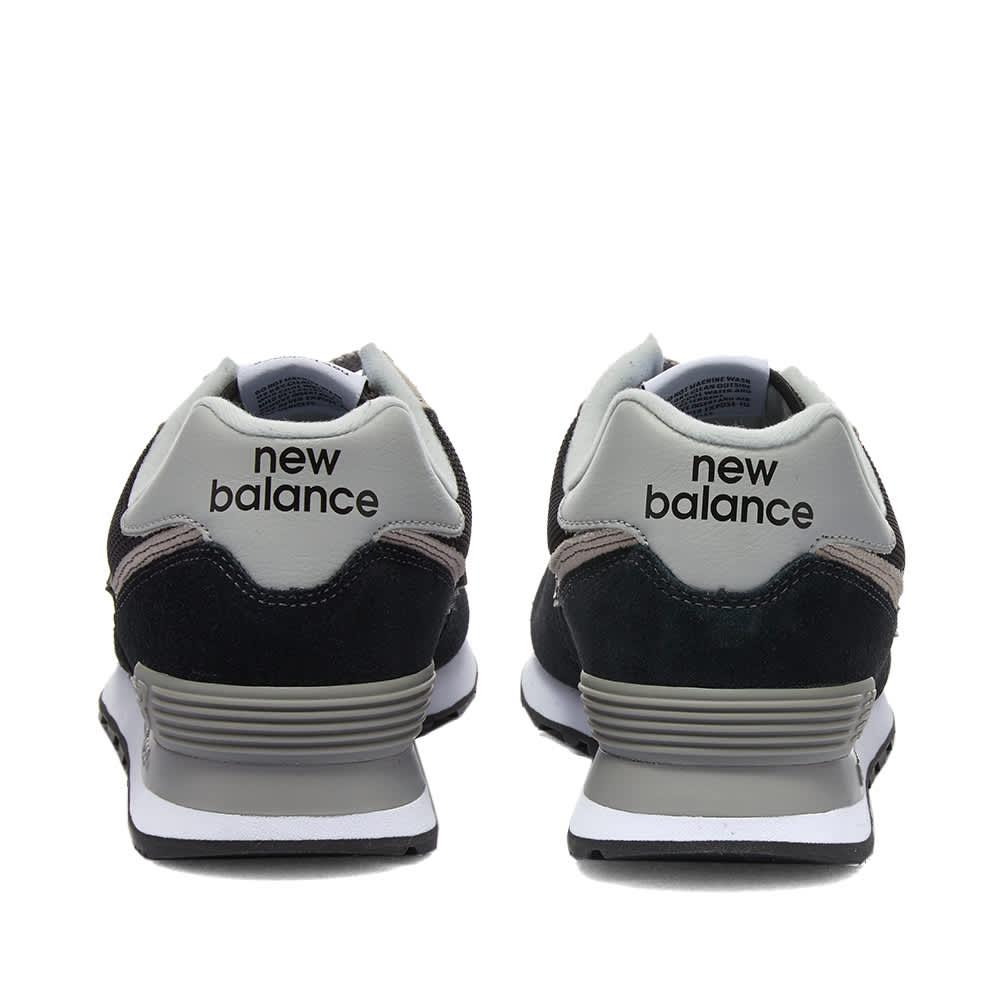 New Balance ML574EGK - Black