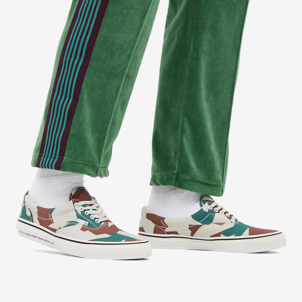 Undercover Canvas Sneaker - Beige Base