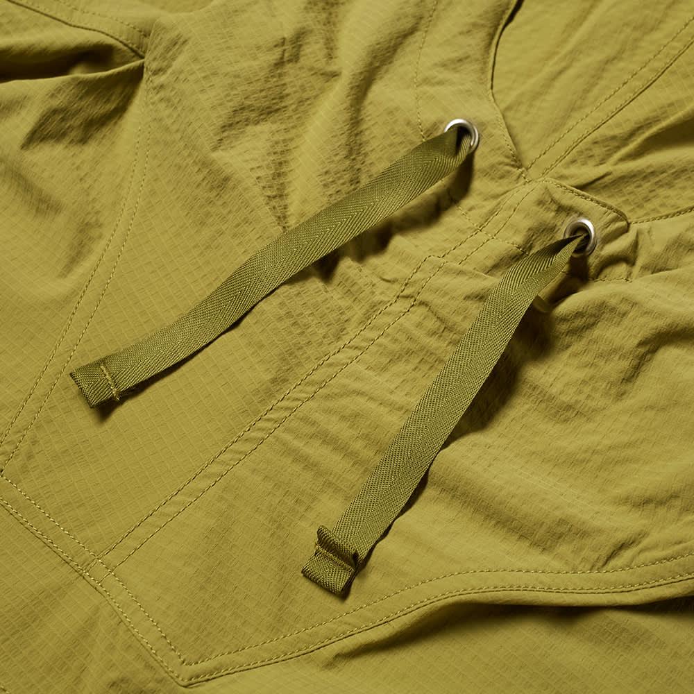 Beams Plus Eco Smock Ripstop Jacket - Green