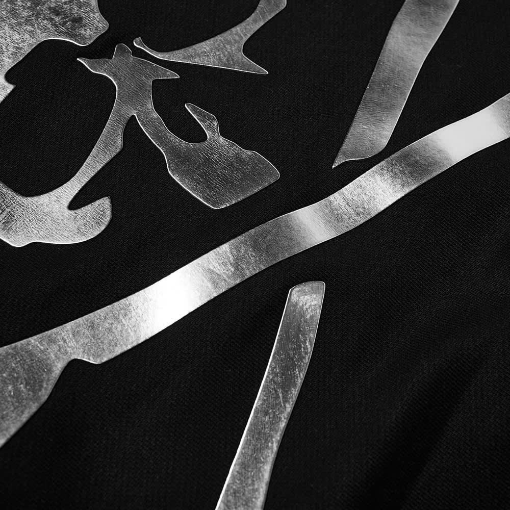 MASTERMIND WORLD Foil Hoody - Black
