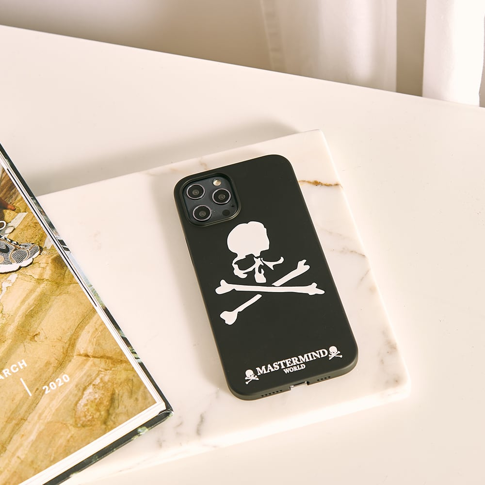 MASTERMIND WORLD iPhone 12 Pro Max Case - Black