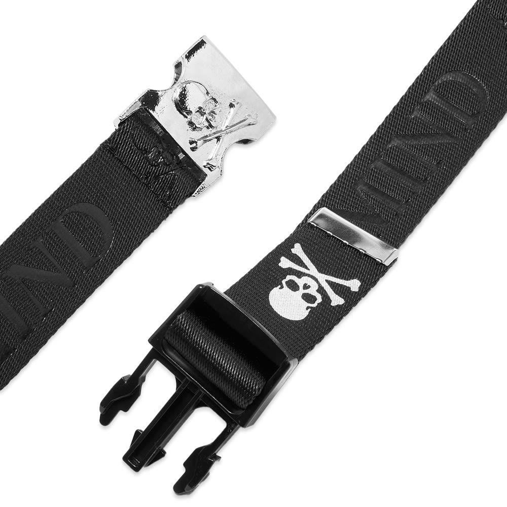 MASTERMIND JAPAN Tape Belt - Black