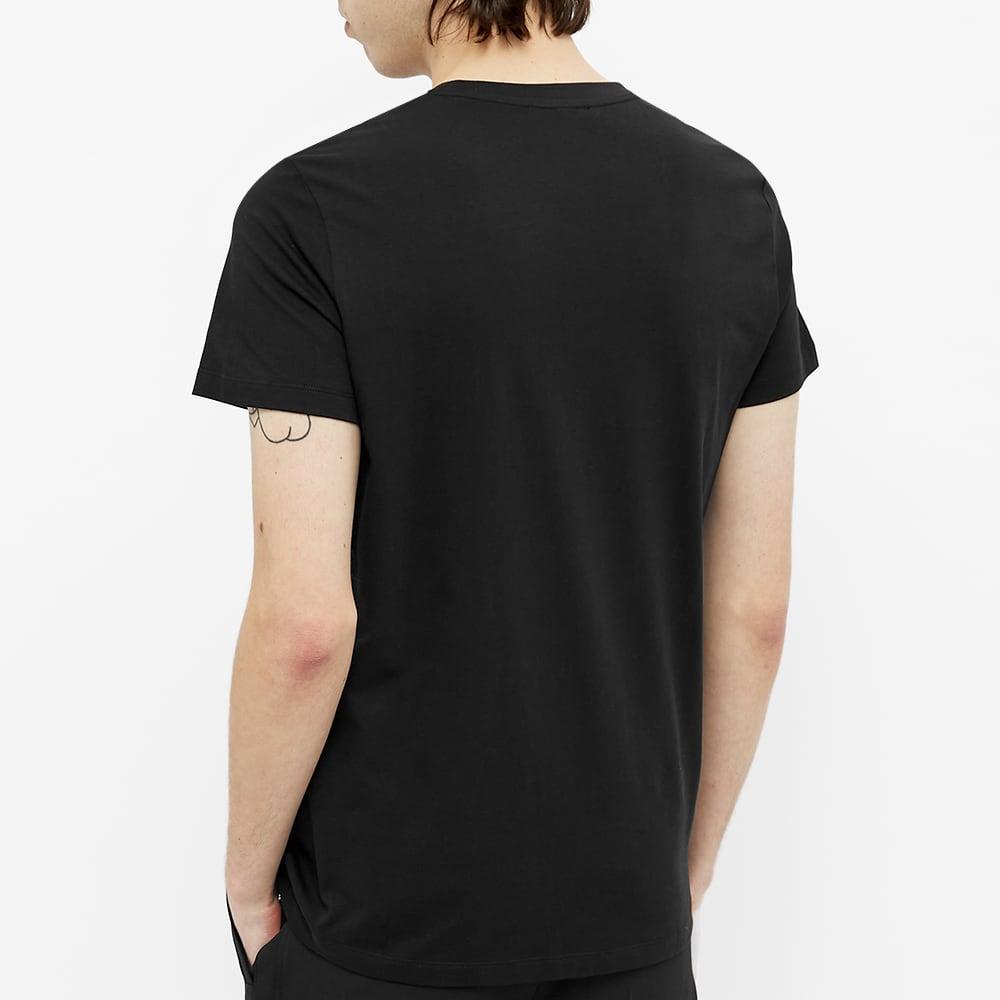 Balmain Embossed T-Shirt - Black