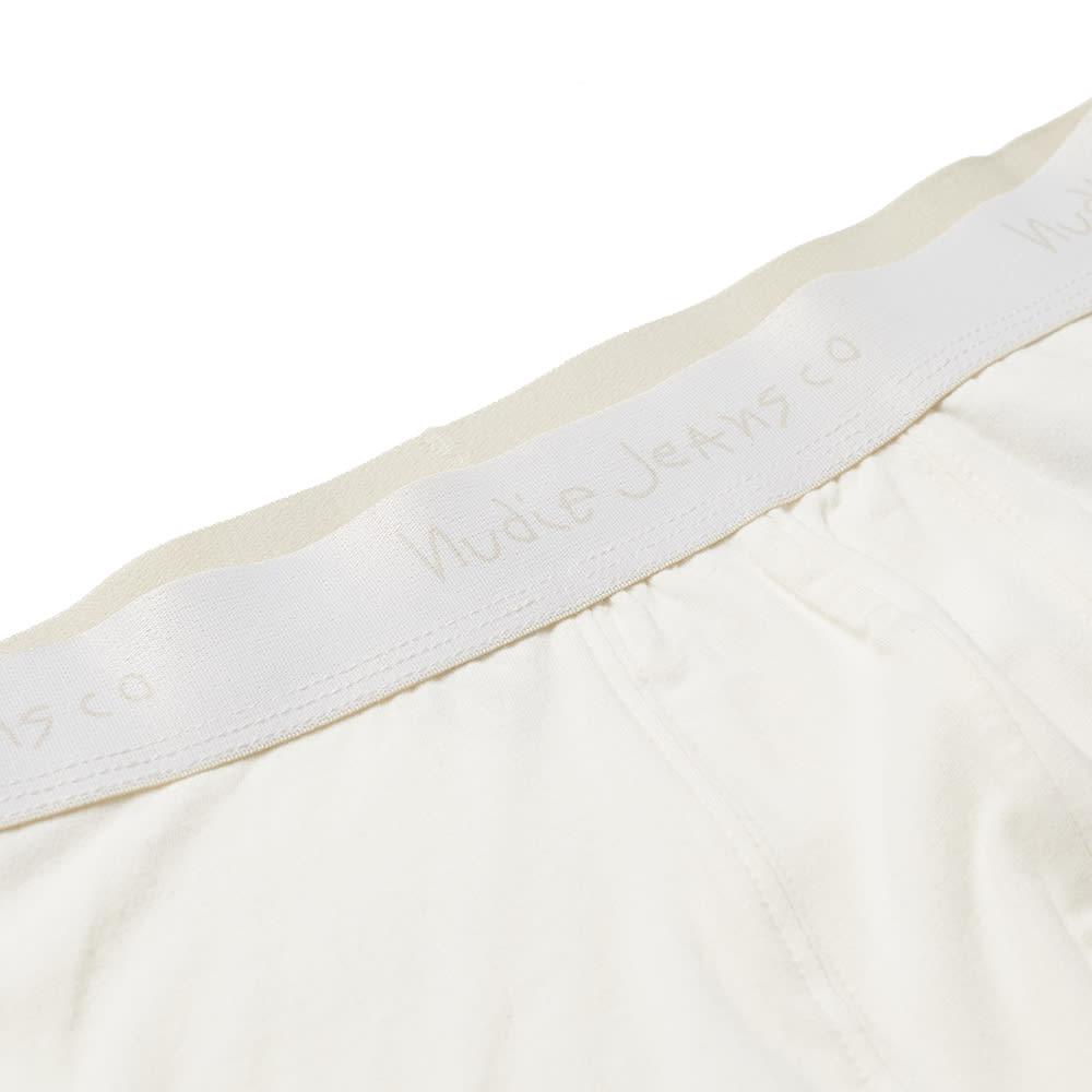 Nudie Boxer Brief - Off White