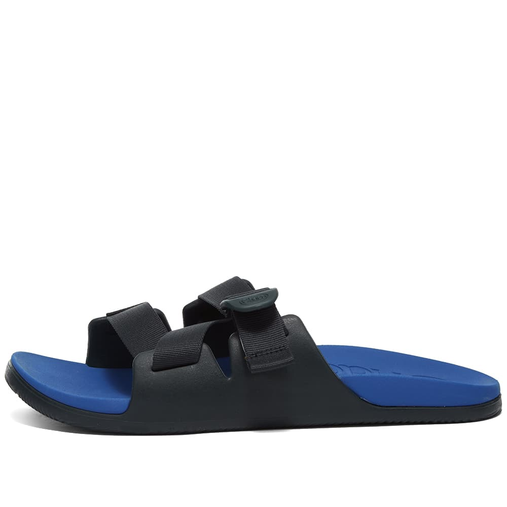 Chaco Chillos Slide - Active Blue