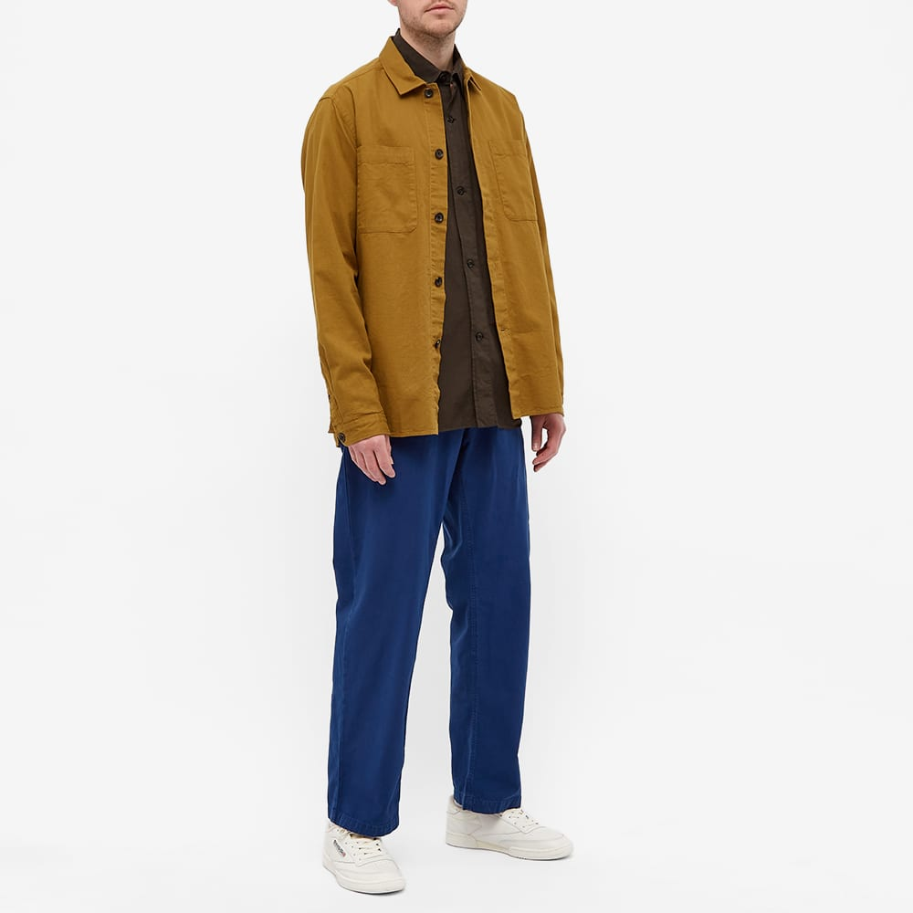 Norse Projects x Geoff Mcfetridge Lukas Relaxed Chino - Hydrone Blue