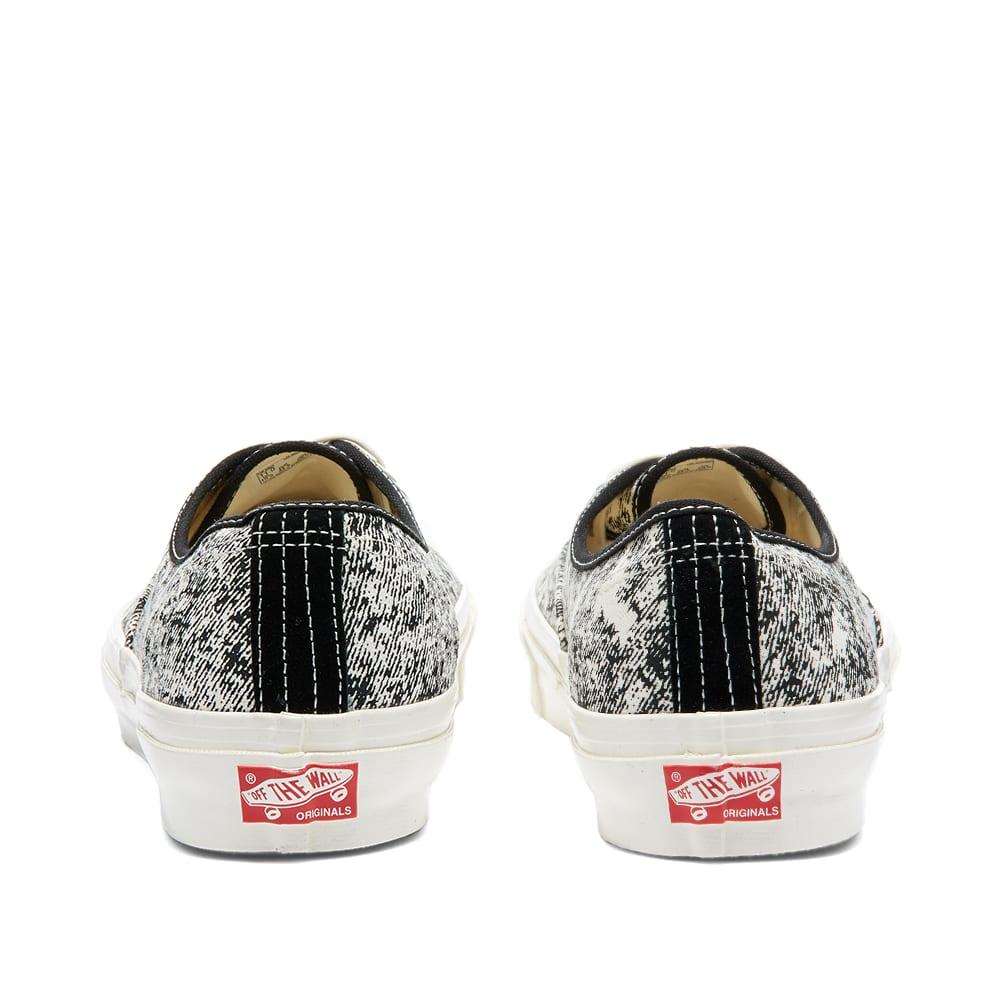 Vans Vault UA OG Authentic LX - Acid Black & Marshmallow