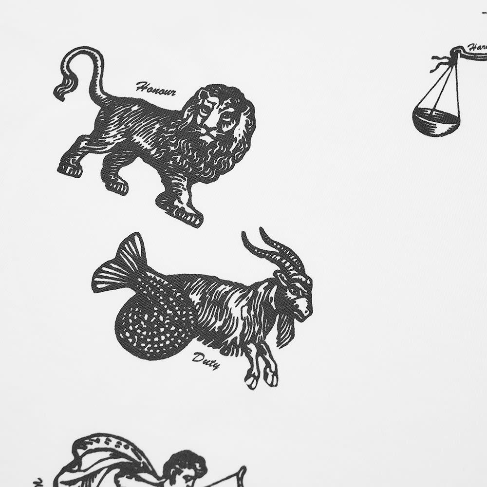 Soulland Zodiac Tee - White