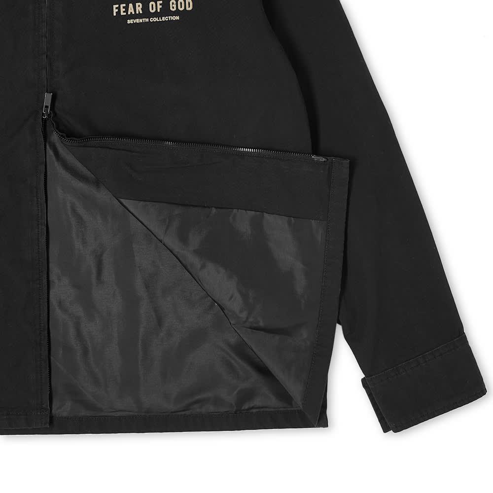 Fear of God Souvenir Jacket - Vintage Black