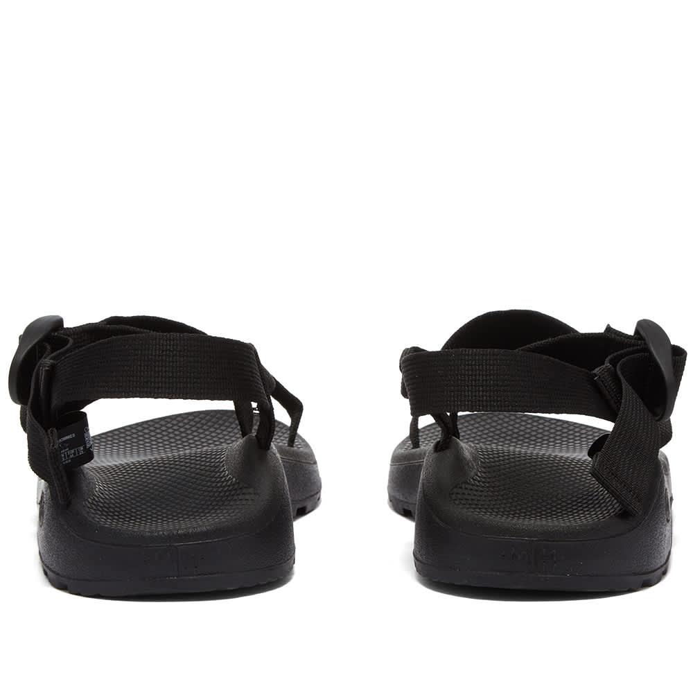 Chaco Z/Cloud Sandal - Solid Black