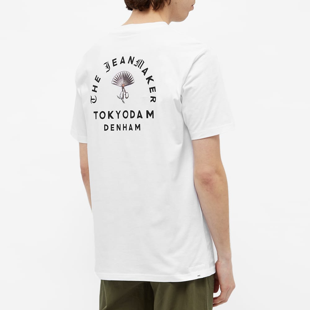 Denham Brook Tokyodam Tee - White