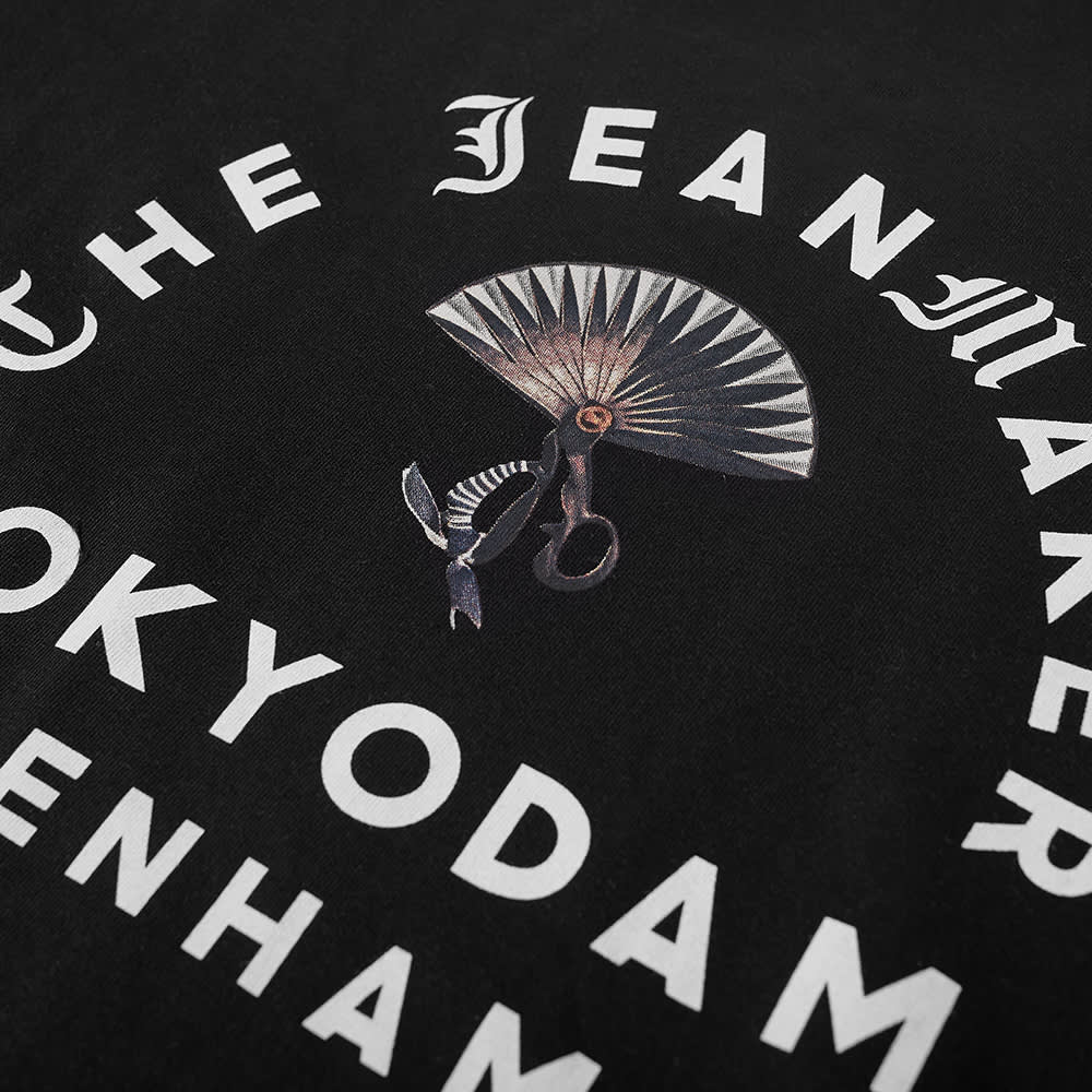 Denham Brook Tokyodam Tee - Black