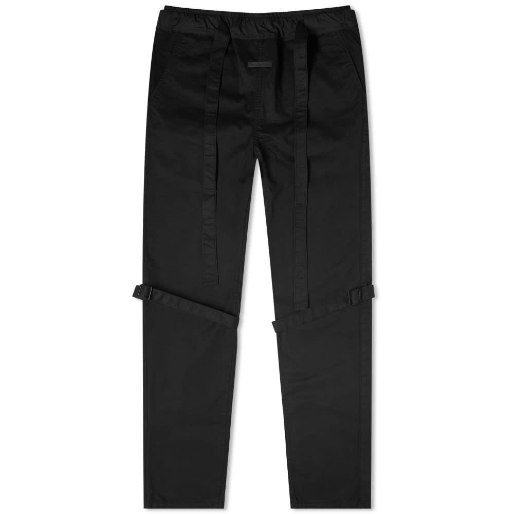 Fear of God Bondage Pant - Washed Black